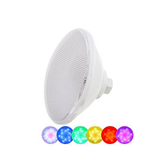 La lampe LED couleur